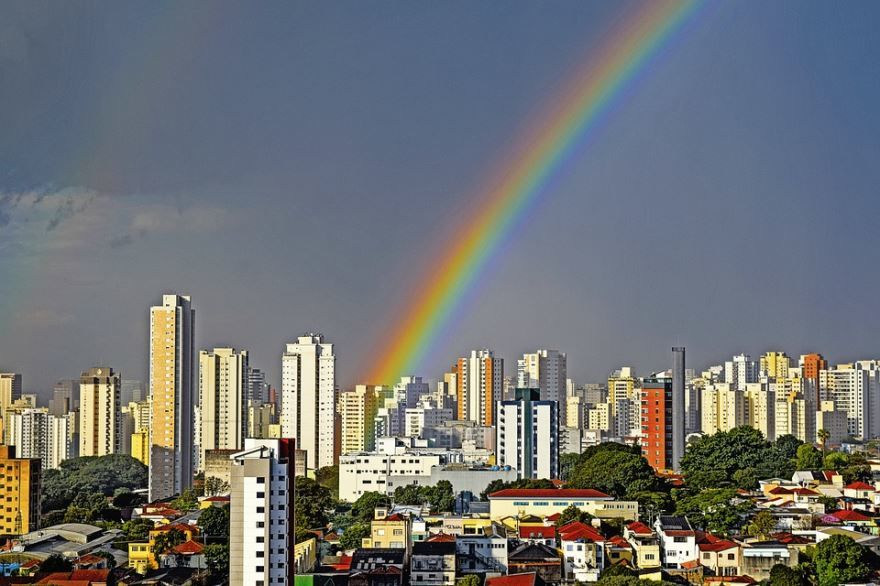 Город Сан Паулу 2019