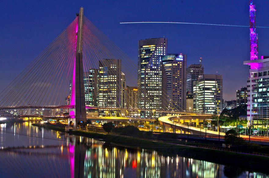 Скачать онлайн бесплатно лучшее фото город Сан Паулу в хорошем качестве