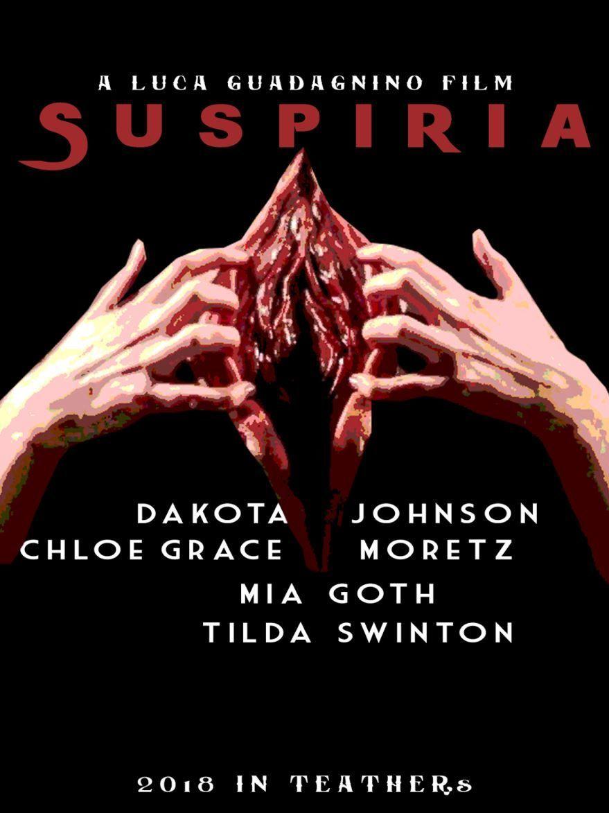 Смотреть постеры фильма суспирия в хорошем качестве