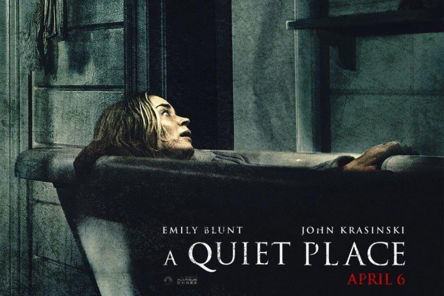 Смотреть постеры фильма тихое место в хорошем качестве