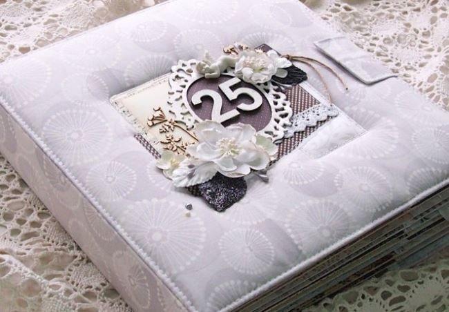 25 лет вместе - серебрянная свадьба