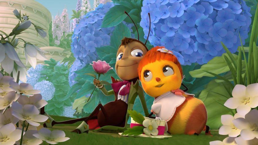 Фото и картинки фильма тайная жизнь насекомых, который вышел в кинотеатре в 1080 hd
