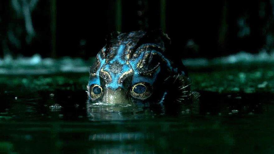 Скачать лучшие картинки и кадры фильма форма воды бесплатно