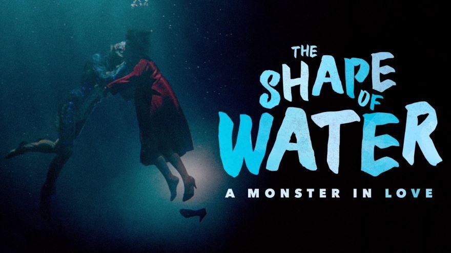 Смотреть постеры фильма форма воды в хорошем качестве