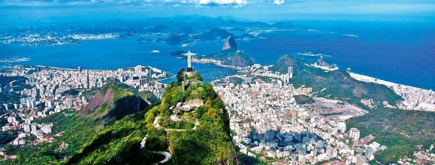 Фото город Рио-де-Жанейро 2019