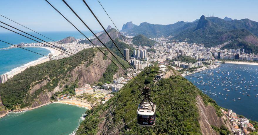 Скачать онлайн бесплатно лучшее фото город Рио-де-Жанейро в хорошем качестве