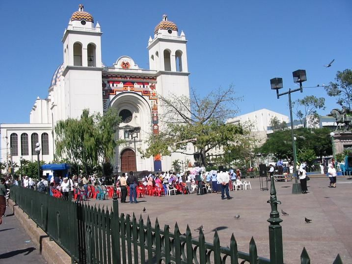 Фото города Салвадор Бразилия