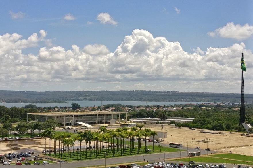 Фото города Бразилиа