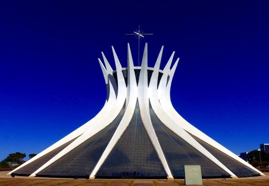 Архитектура город Бразилиа