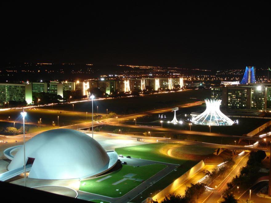 Достопримечательности город Бразилиа