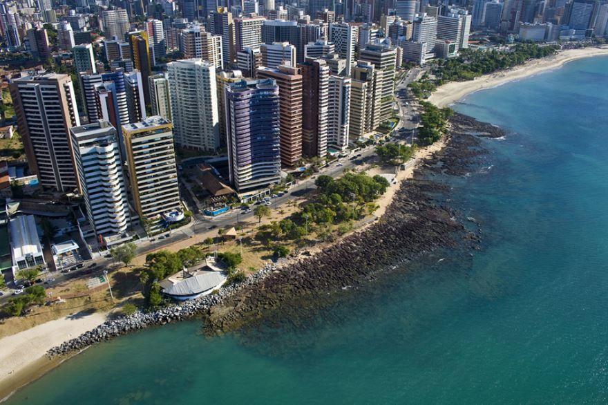 Скачать онлайн бесплатно лучшее фото город Форталеза в хорошем качестве