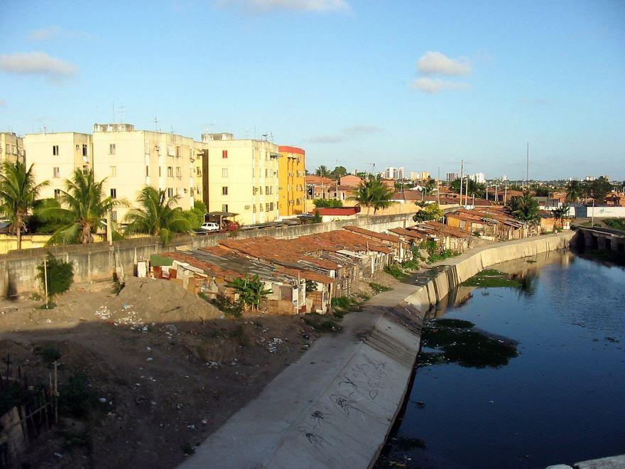 Панорама город Форталеза 2019
