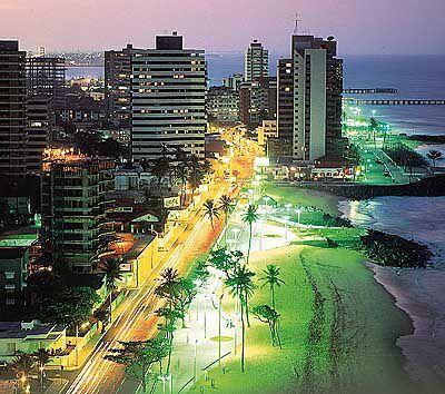 Фото города Форталеза Бразилия