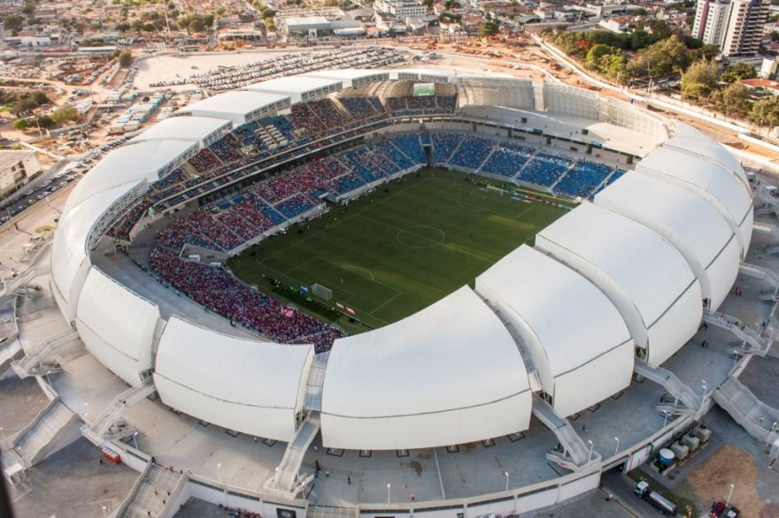 Арена город Форталеза