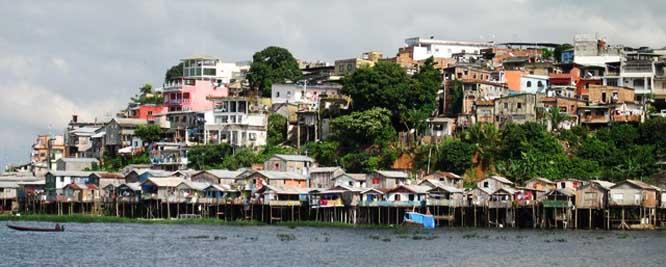 Фото города Манаус Бразилия