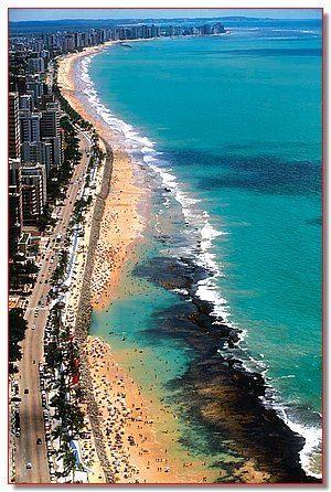 Фото города Ресифи Бразилия