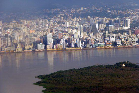 Скачать онлайн бесплатно лучшее фото город Порту-Алегри в хорошем качестве