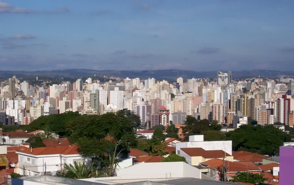 Фото города Кампинас Бразилия