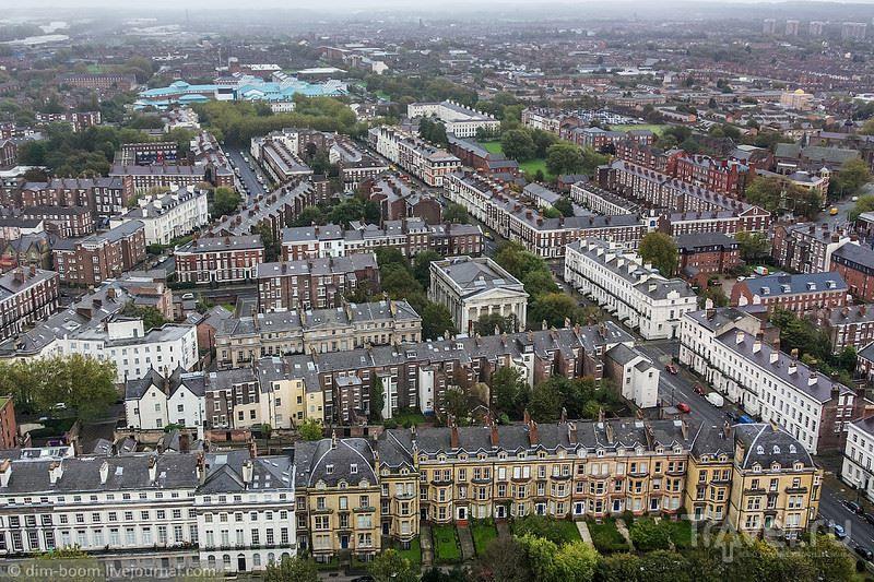 Смотреть красивое фото город Ливерпуль