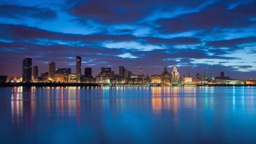 Скачать фото города Ливерпуль 2020 в хорошем качестве
