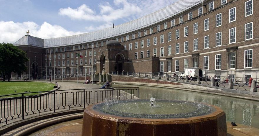 Город Бристоль