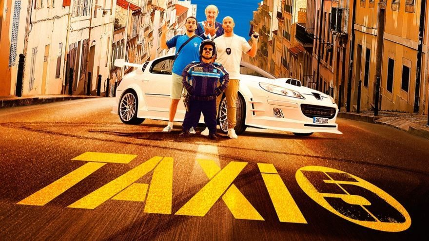 Лучшие картинки и фото фильма Такси 5 2018 в хорошем качестве