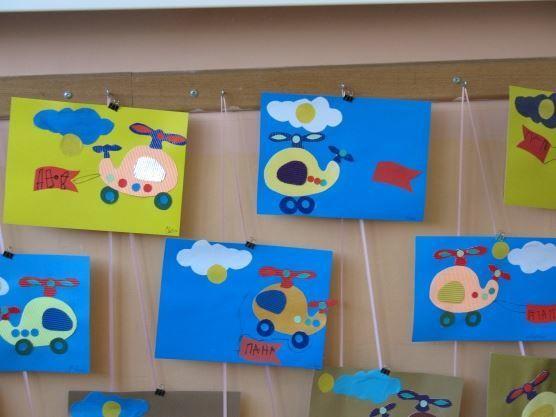 Рисунки 23 февраля в детском саду старшая группа
