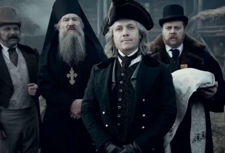 Лучшие картинки и фото фильма Гоголь. Страшная месть 2018 в хорошем качестве