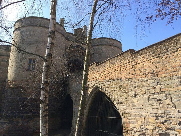 Замок Ноттингем