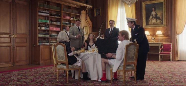 Бесплатные кадры к фильму День выборов по-французски в качестве 1080 hd