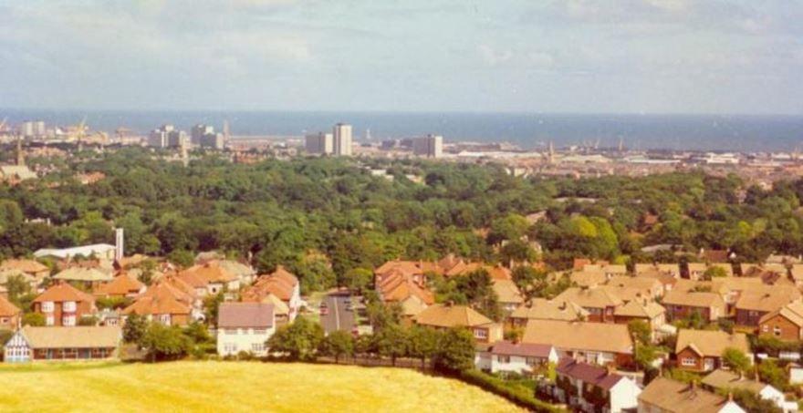Скачать онлайн бесплатно лучшее фото побережье города Сандерленд в хорошем качестве