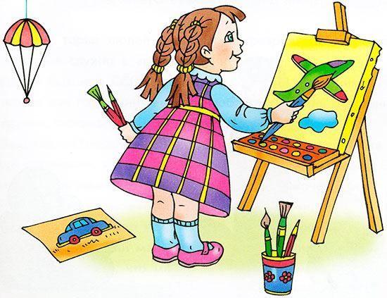 23 февраля для детей 5 лет