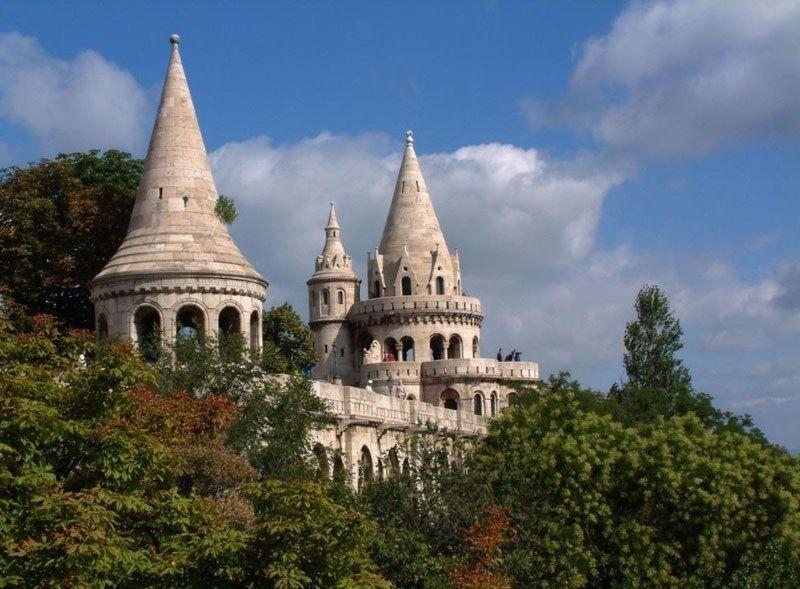 Фото города Печ Венгрия