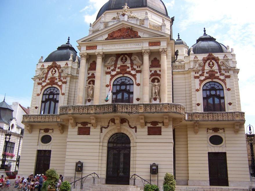 Город Печ 2019 Венгрия
