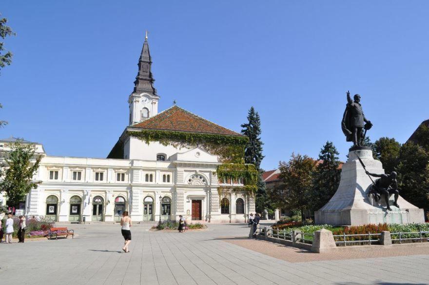 Фото город Кечкемет