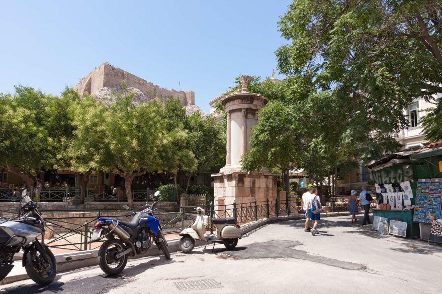 Скачать онлайн бесплатно лучшее фото город Афины в хорошем качестве