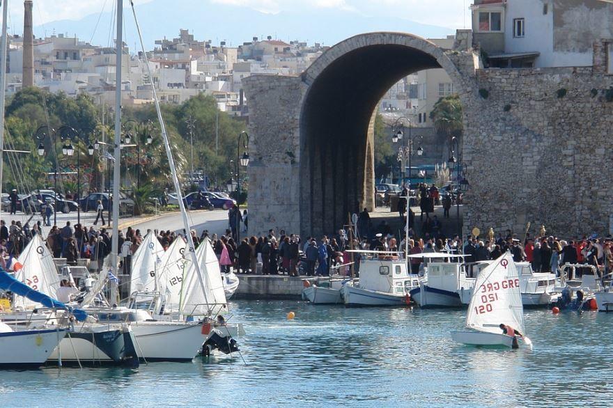 Фото города Ираклион Греция