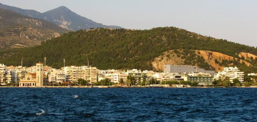 Фото города Волос Греция