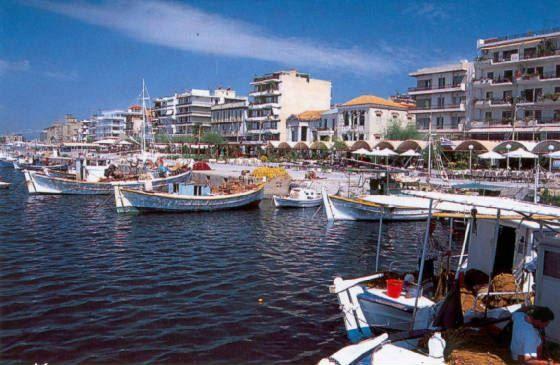 Фото города Каламата Греция