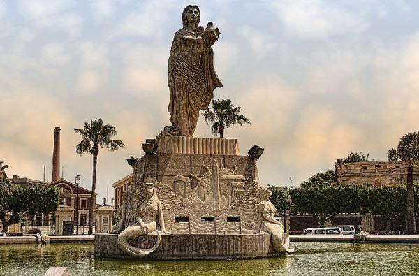 Достопримечательности город Александрия
