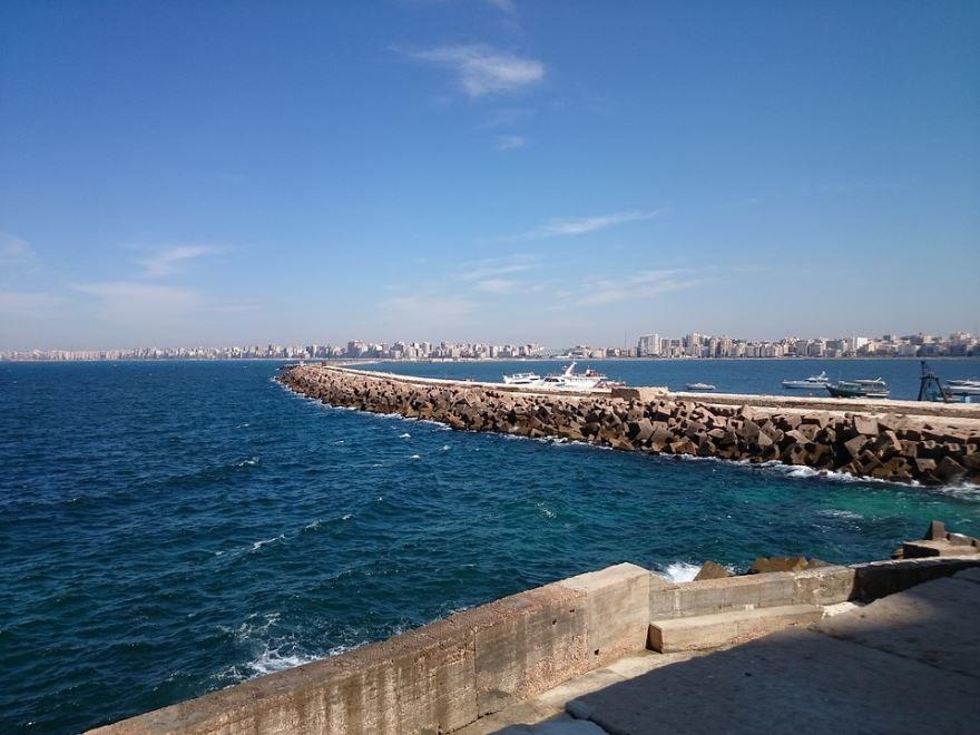 Фото города Александрия Греция