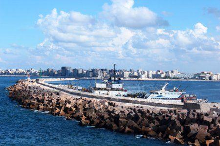 Фото город Александрия