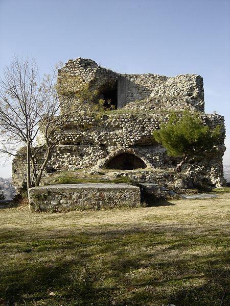 Башня Ореста города Серре Греция