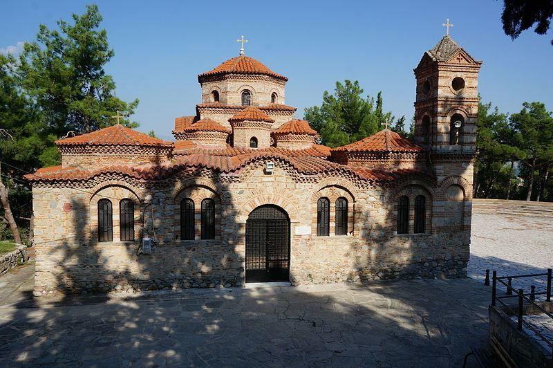 Церковь города Серре Греция