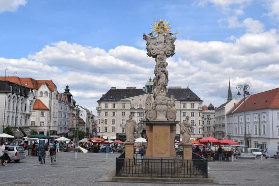 Смотреть красивое фото города Брно