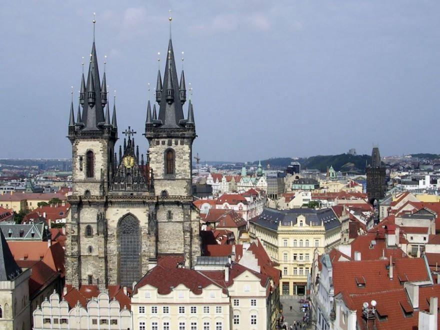 Скачать онлайн бесплатно лучшее фото города Брно в хорошем качестве