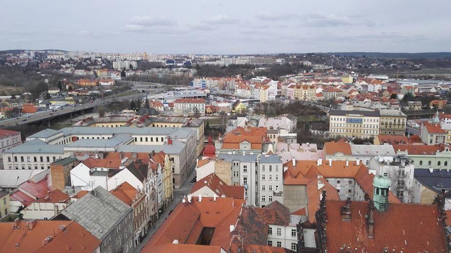 Смотреть красивое фото город Пльзень 2019