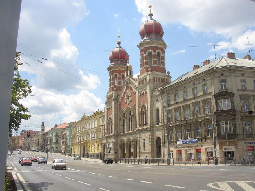 Скачать онлайн бесплатно лучшее фото город Пльзень в хорошем качестве