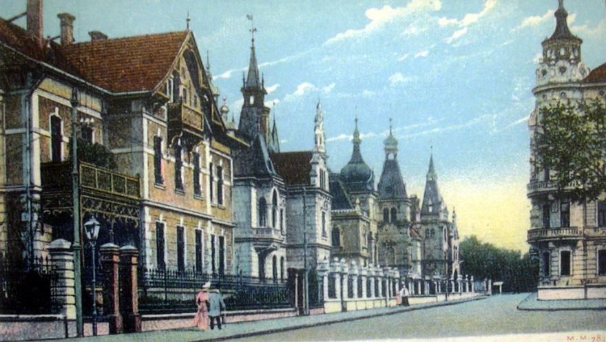 Фото города Оломоуц Чехия