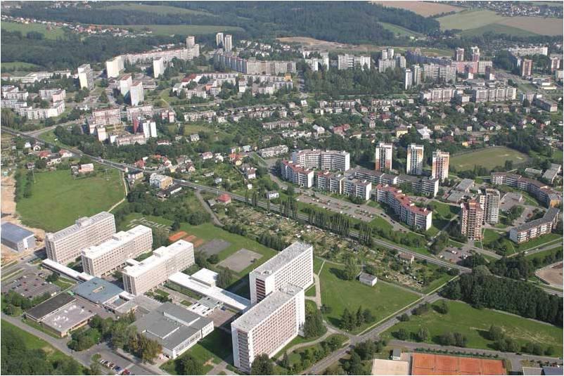 Смотреть красивое фото город Острава